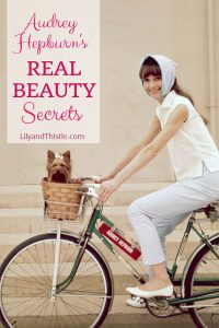 Audrey Hepburn's Secrets to Great Beauty…