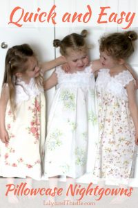 Spring Nightgown Time Again…