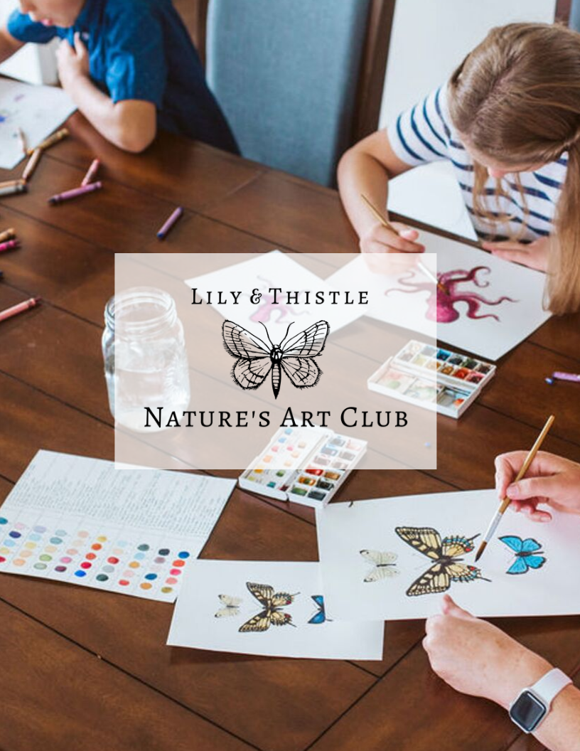 Nature's Art Club