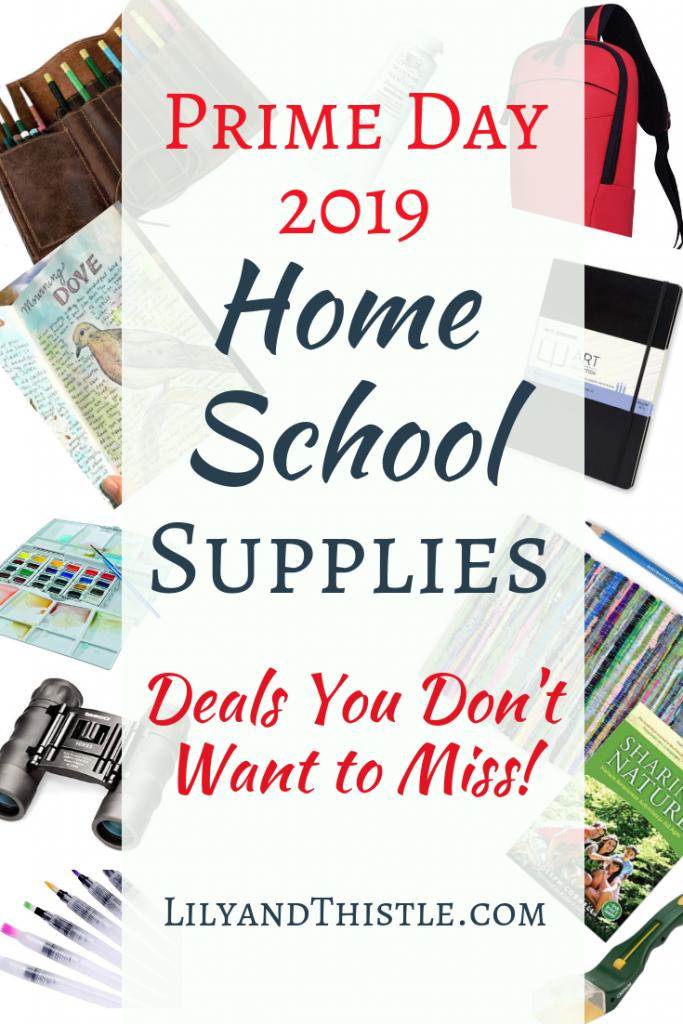 Prime Day Deals for Homeschoolers, Home School, Homeschooling Moms