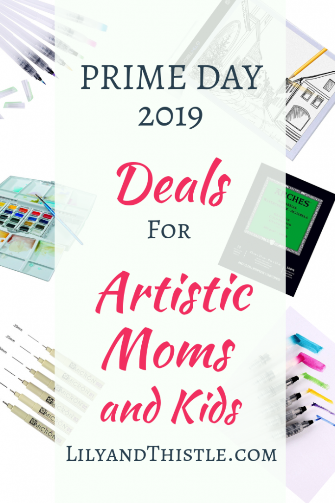Prime Day 2019 Deals for Artistic Moms and Kids Creative Moms and Kids
