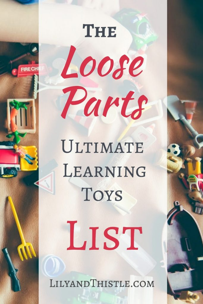 A great list of toys that you can buy and find in your own backyard that will help your child learn naturally and help his imagination grow. From Toddlers, preschoolers and even teens you will find something here! #educationaltoys #learningtoys #diytoys #toddlertoy #preschoolertoys