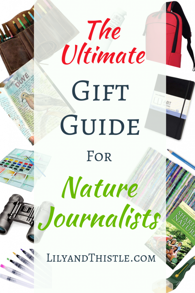 Nature journal supplies list. Nature journaling is great self care and a way to get outside with your kids or just yourself. Whether you found out about nature through Charlotte Mason or were inspired by nature. This list is for you!