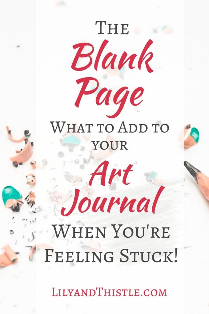 What to add to your art journal when you are feeling stuck. Easy and fun tips to inspire you! Whether you are a beginner and just want to doodle or a serious artist, you will find some great ideas that will challenge you while having a lot of fun! #artjournal #sketchbookideas #beginner #doodling #artinspiration #momlife #lds #artmom #artforkids