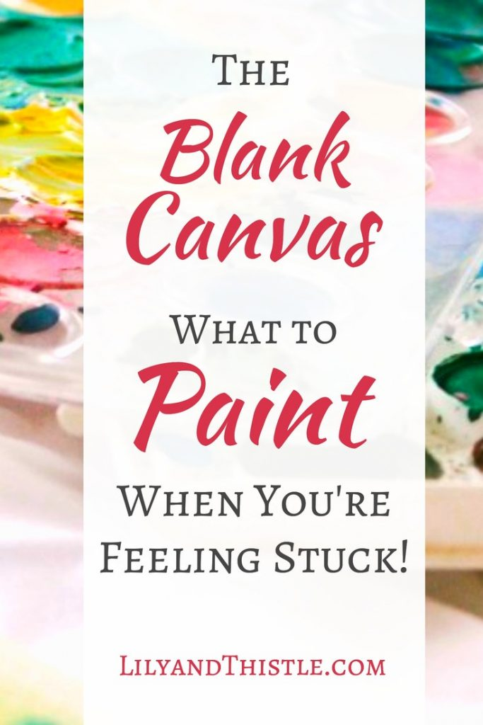 What to paint when you are out of ideas. Easy tutorials and inspiring beginner tips and tricks to inspire you! Whether you are a beginner and just want to try out watercolor, gouache or dive into acrylics and oils, you will find some great ideas that will challenge you while having a lot of fun! #artjournal #watercolor #beginner #doodling #artinspiration #momlife #painter #artmom #selfcare